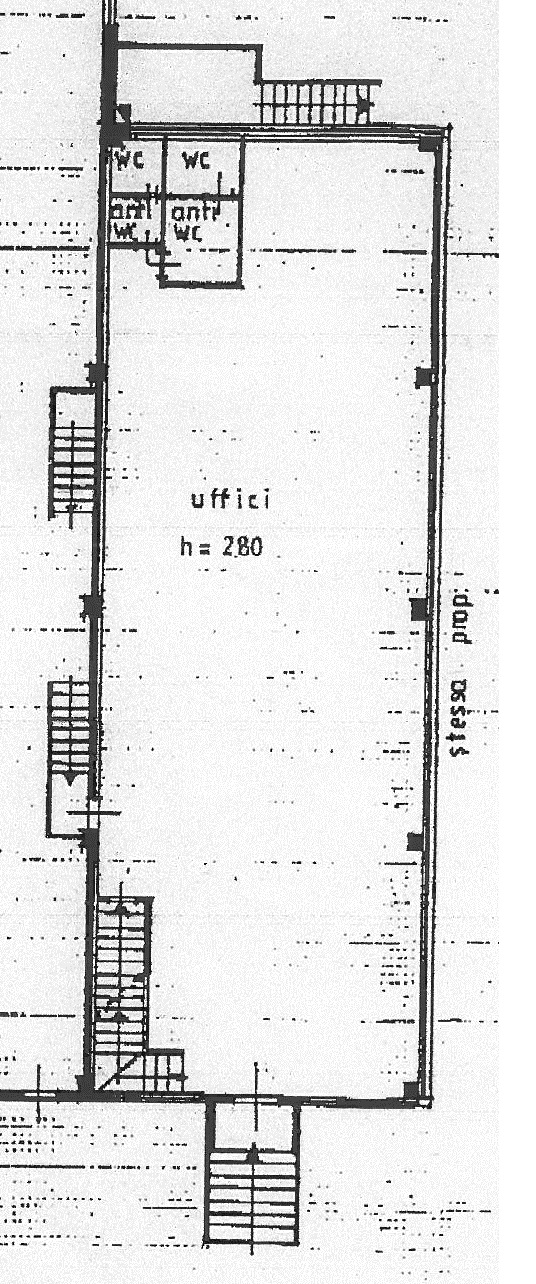 Rif. UA901 Ossona -  UFFICI 200 mq  € 1.800
