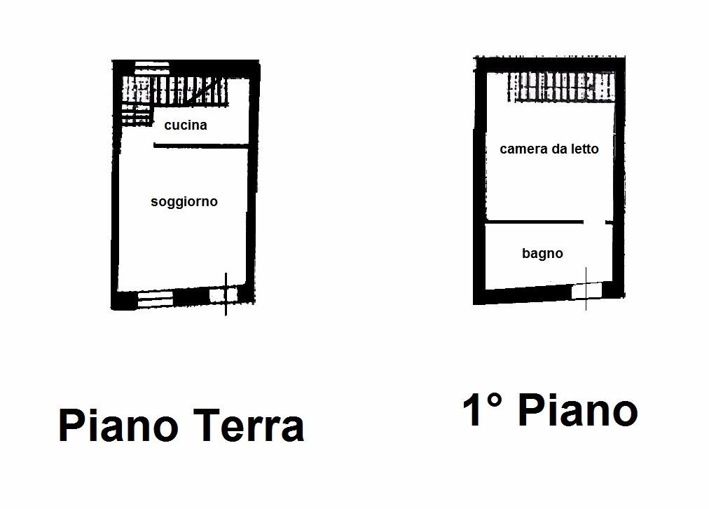 T256 Marcallo: casa di corte con box € 47.000