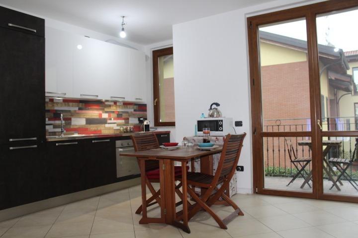 Marcallo: Recente Bilocale con Terrazzo € 110.000
