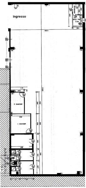 Rif. CA101 MAGENTA: Capannone artigianale 400 mq