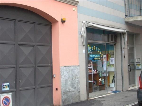 CENTRO -  NEGOZIO con VETRINA € 600 NA101