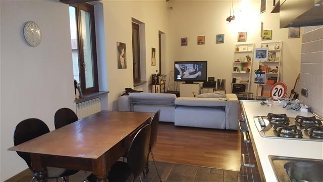 CENTRO - IN CORTE 2 locali con SOPPALCO € 115.000 T110