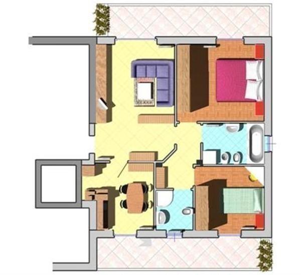 Rif T3174 CORBETTA Recente 3 locali +2s+box € 210.000