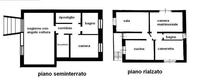 Rif T523 Magenta - Villa Singola € 270.000