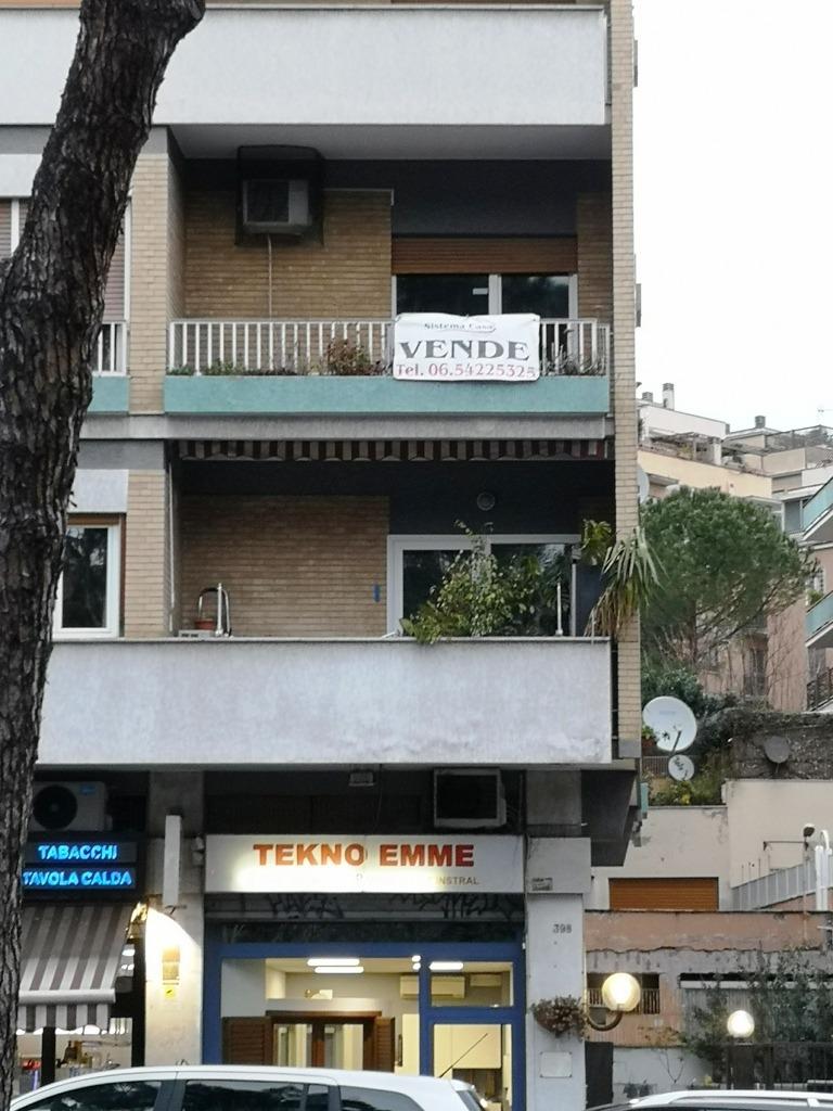 Gregorio VII –  Appartamento 7 locali € 969.000 T704