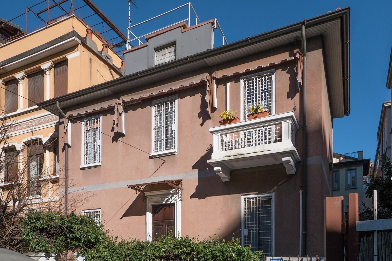 villa in vendita a milano citt in via privata catania 2 On via privata chiese 2 milano
