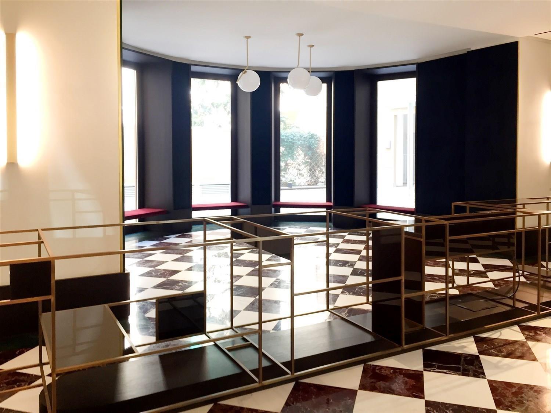 Open space in vendita a milano citt in corso di porta - Uffici gtt porta nuova ...