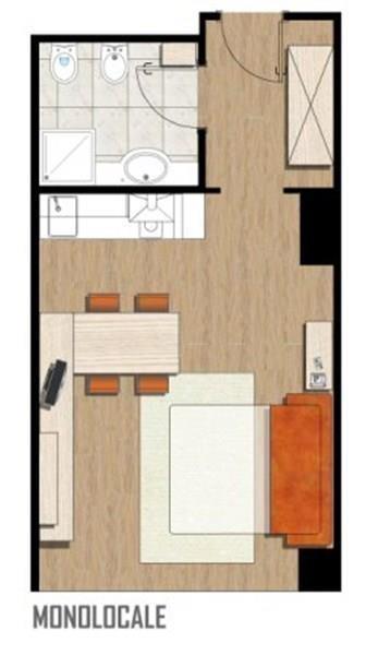 Appartamento in affitto a Concorezzo, 1 locali, prezzo € 730   Cambio Casa.it