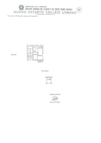 Appartamento in affitto a Bernareggio, 2 locali, prezzo € 450 | Cambio Casa.it
