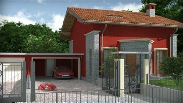 Villa in vendita a Sulbiate, 3 locali, prezzo € 380.000 | Cambio Casa.it