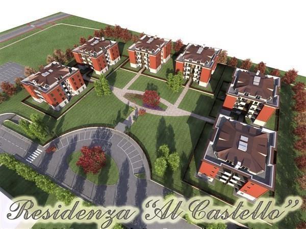 Appartamento in vendita a Sulbiate, 3 locali, prezzo € 159.700 | Cambio Casa.it