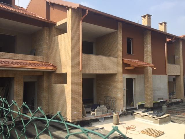 Villa in vendita a Ornago, 3 locali, prezzo € 320.000 | Cambio Casa.it
