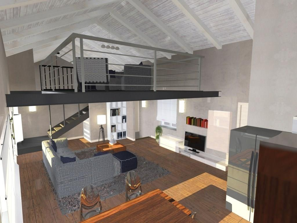 Appartamento in vendita a Lomagna, 3 locali, prezzo € 229.000 | Cambio Casa.it