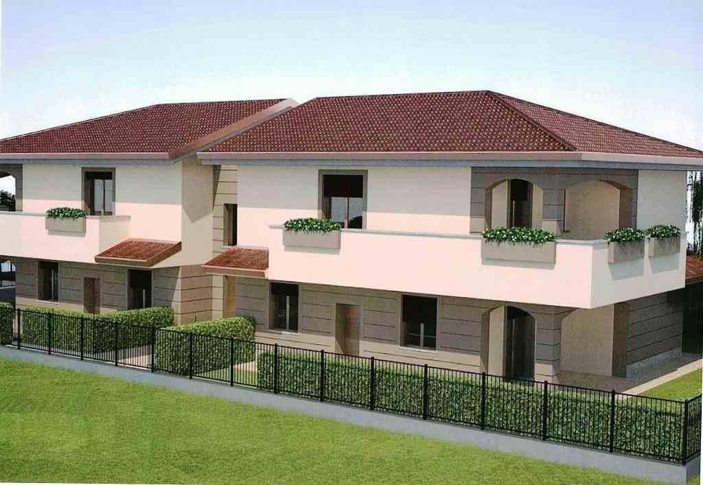 Appartamento in vendita a Busnago, 3 locali, prezzo € 243.300 | Cambio Casa.it