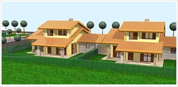 Villa in vendita a Sulbiate, 4 locali, prezzo € 490.000 | Cambio Casa.it
