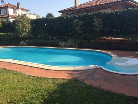 Villa in vendita a Busnago, 4 locali, prezzo € 438.000 | Cambio Casa.it