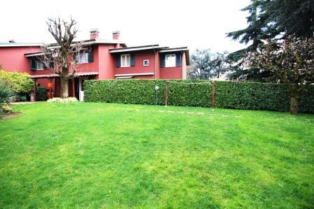 Villa in vendita a Burago di Molgora, 4 locali, prezzo € 338.000   Cambio Casa.it