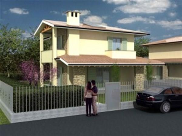 Villa in vendita a Sulbiate, 4 locali, prezzo € 505.000 | Cambio Casa.it