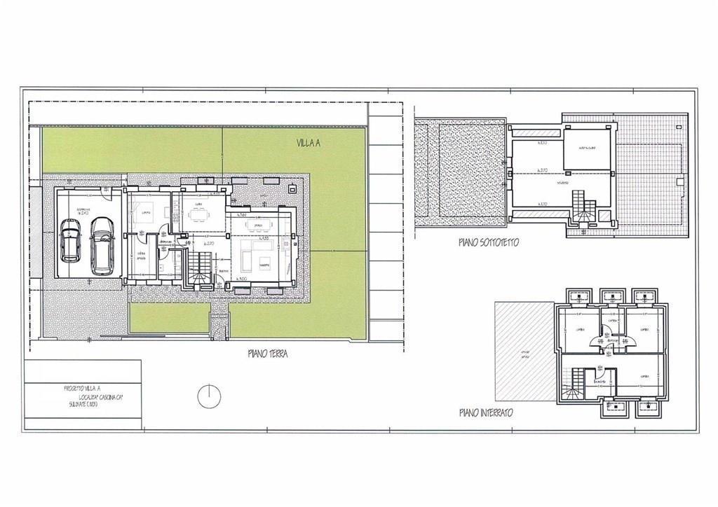 Villa in vendita a Sulbiate, 5 locali, prezzo € 490.000 | Cambio Casa.it