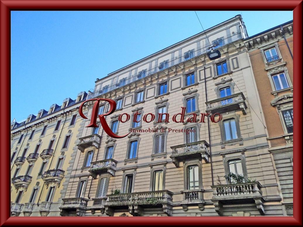 , Via Boccaccio, Milano