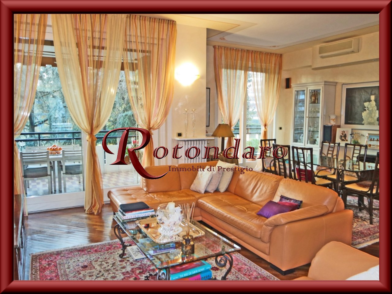 Appartamento in Vendita in Via Dei Rospigliosi Milano