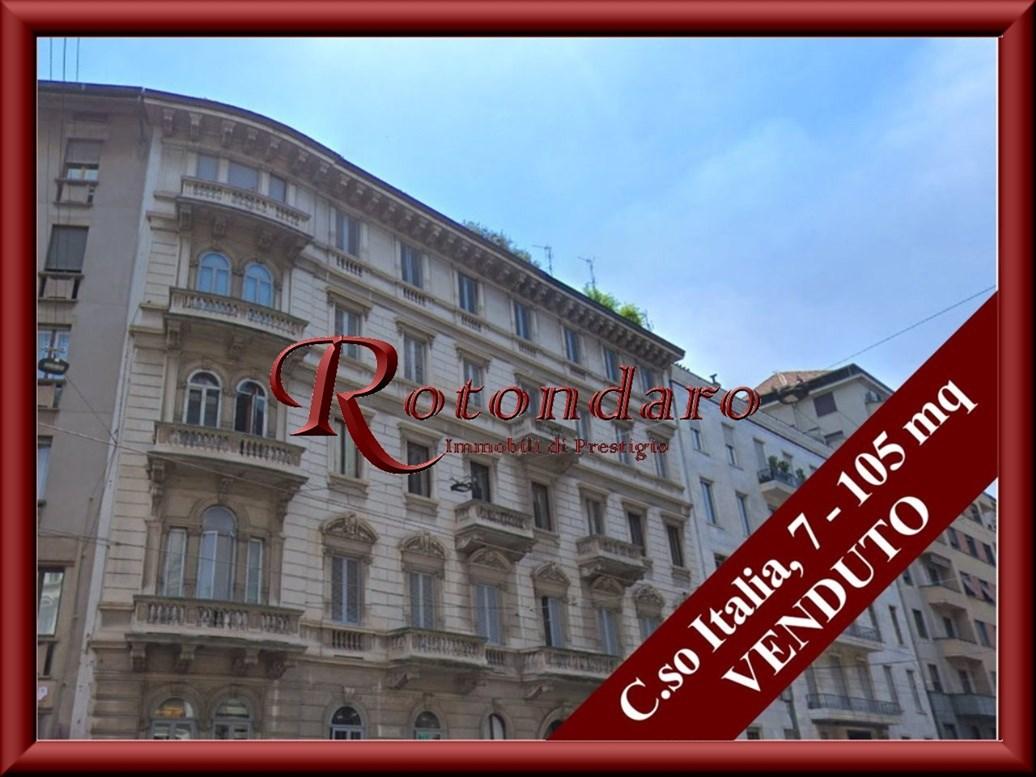 Appartamento in Vendita in Corso Italia Milano