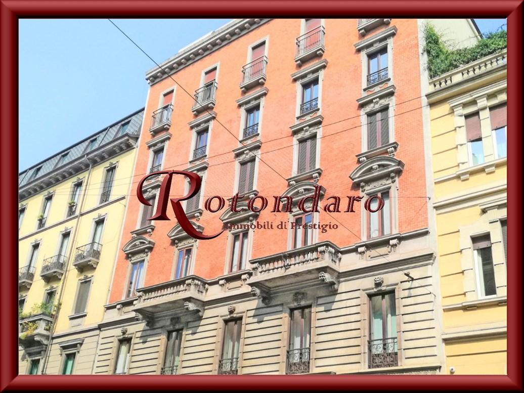Ufficio in Affitto in Via Boccaccio Milano