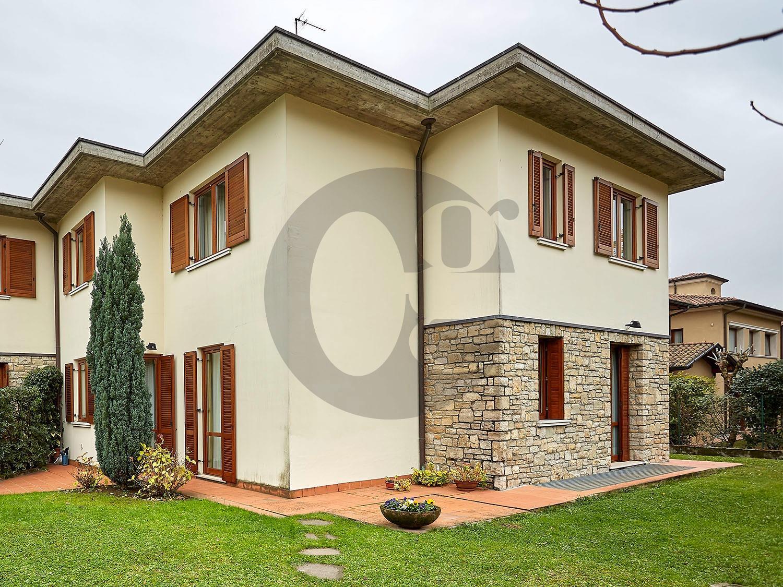 Brescia Caionvico villa in vendita