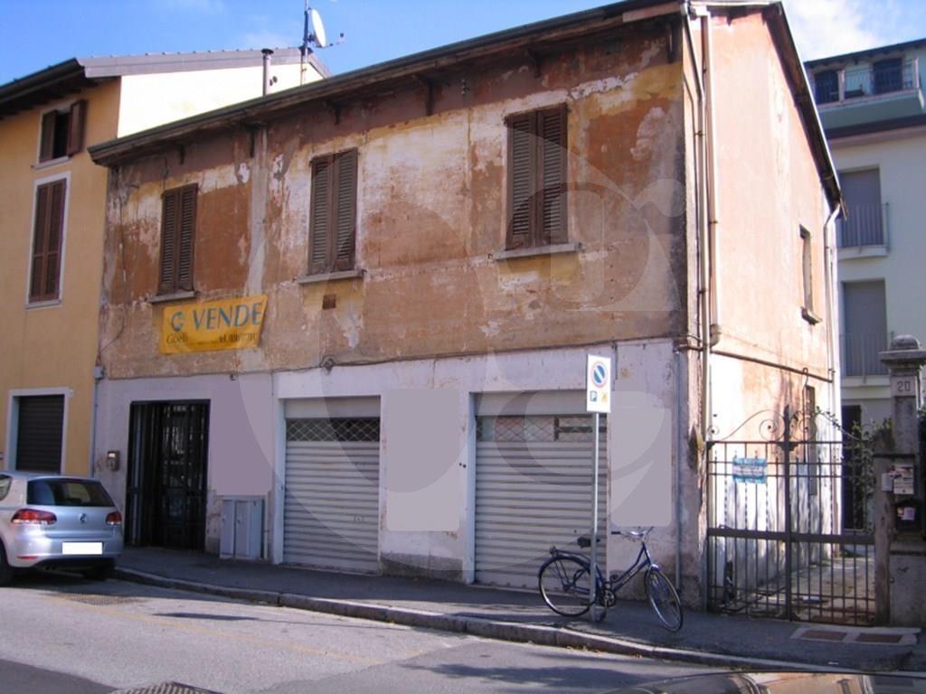 Brescia zona via Veneto porzione di casa in vendita