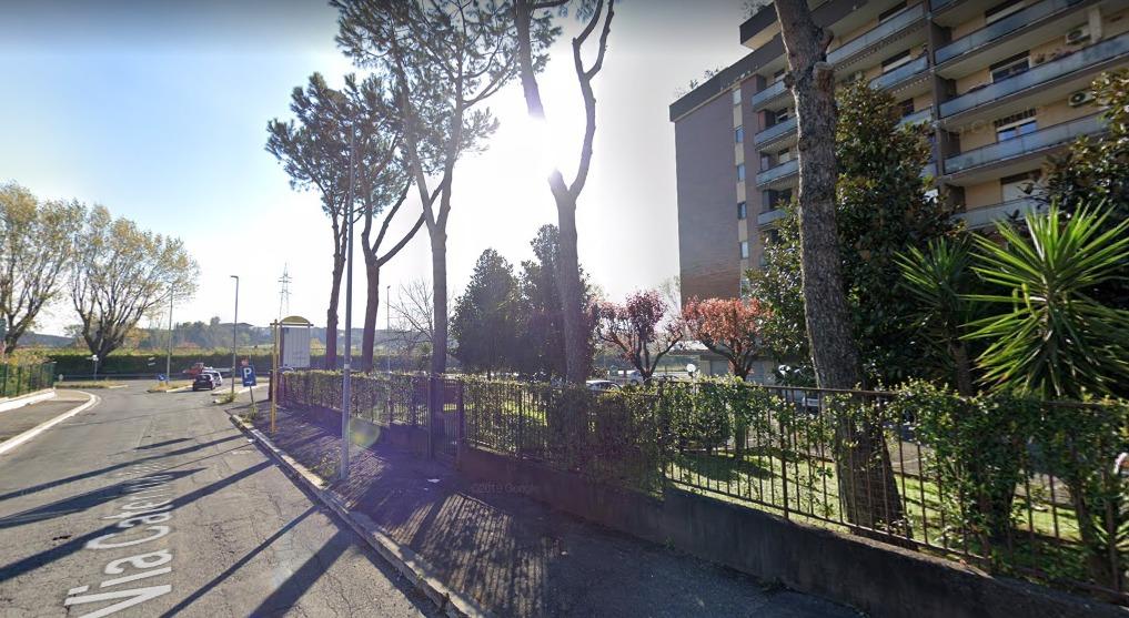 Quadrilocale in affitto a Roma in Via Caterina Troiani