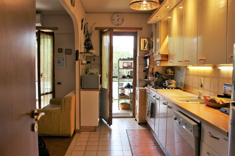 Trilocale in affitto a Roma in Via Fiume Bianco