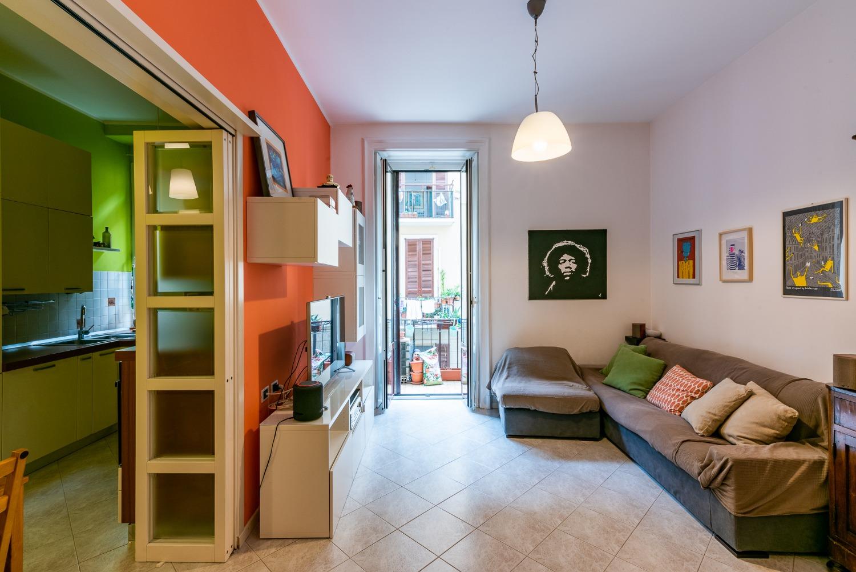 Milano Corso Lodi trilocale in affitto