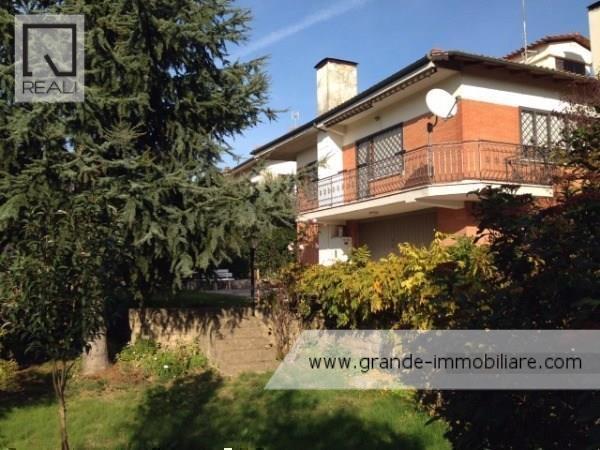 Villa in vendita a Mentana, 6 locali, prezzo € 450.000   Cambio Casa.it