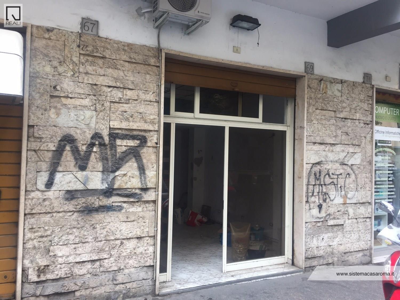 Negozio / Locale in affitto a Roma, 1 locali, zona Zona: 24 . Gianicolense - Colli Portuensi - Monteverde, prezzo € 570   CambioCasa.it