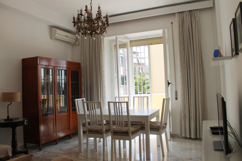 Trilocale in affitto a Roma in Via Lorenzo Valla