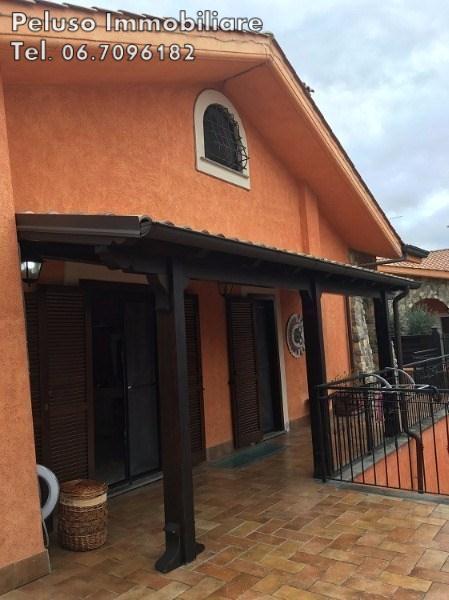 Villa a Schiera in Vendita a Monte Compatri