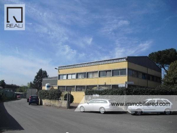 Capannone in vendita a Roma, 9 locali, zona Zona: 8 . Tiburtina, Colli Aniene, Pietrasanta, San Basilio, prezzo € 1.400.000 | Cambio Casa.it