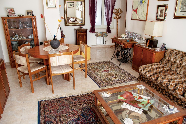 Quadrilocale in affitto a Roma in Via Giuseppe Cerbara