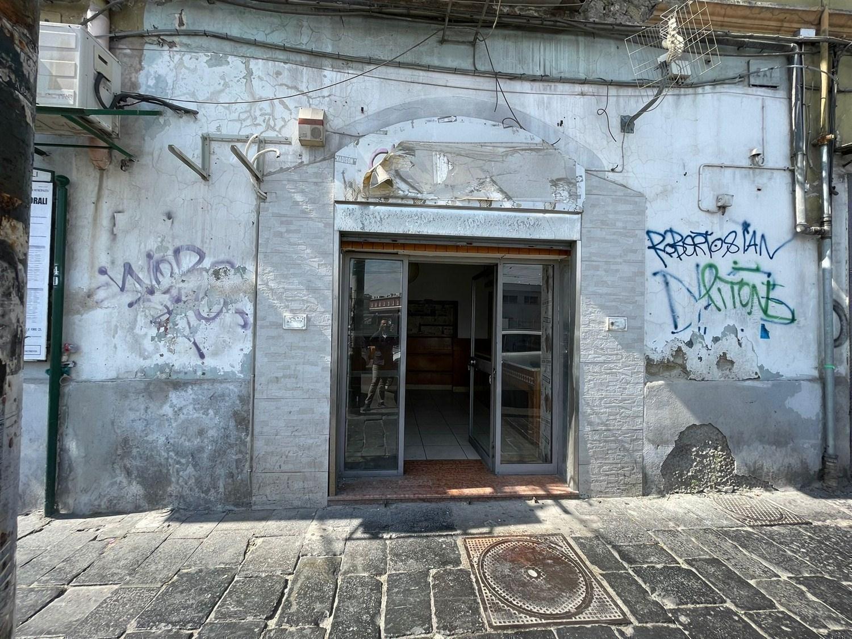 negozio piazza Garibaldi