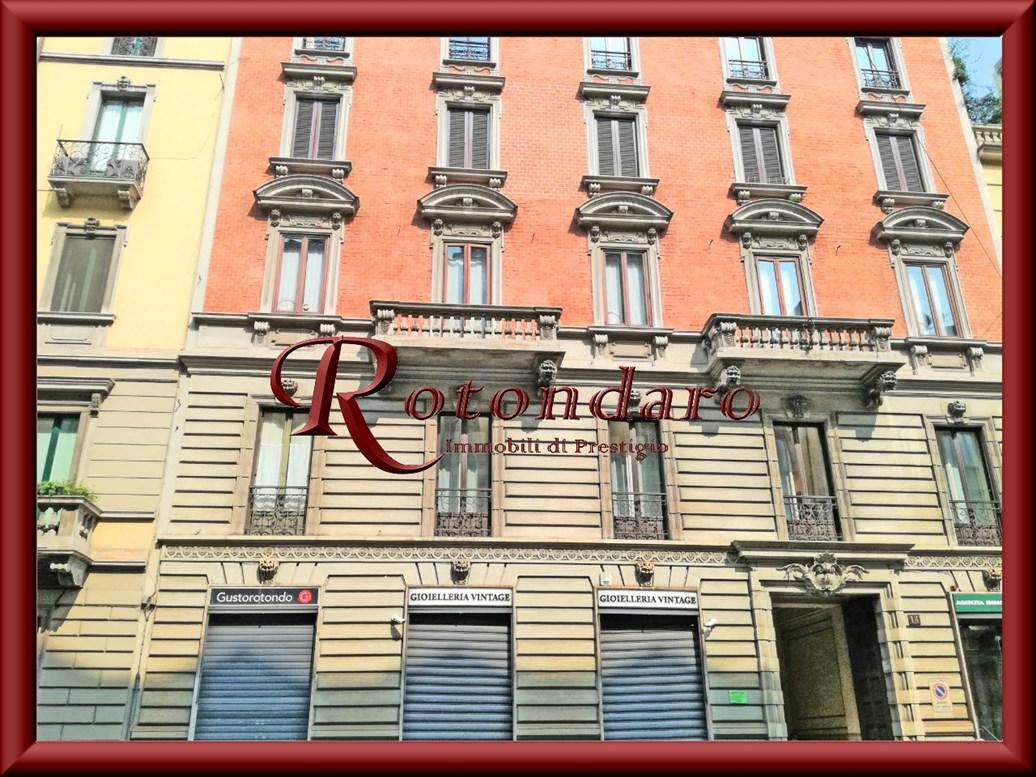Negozio in Affitto in Via Boccaccio Milano