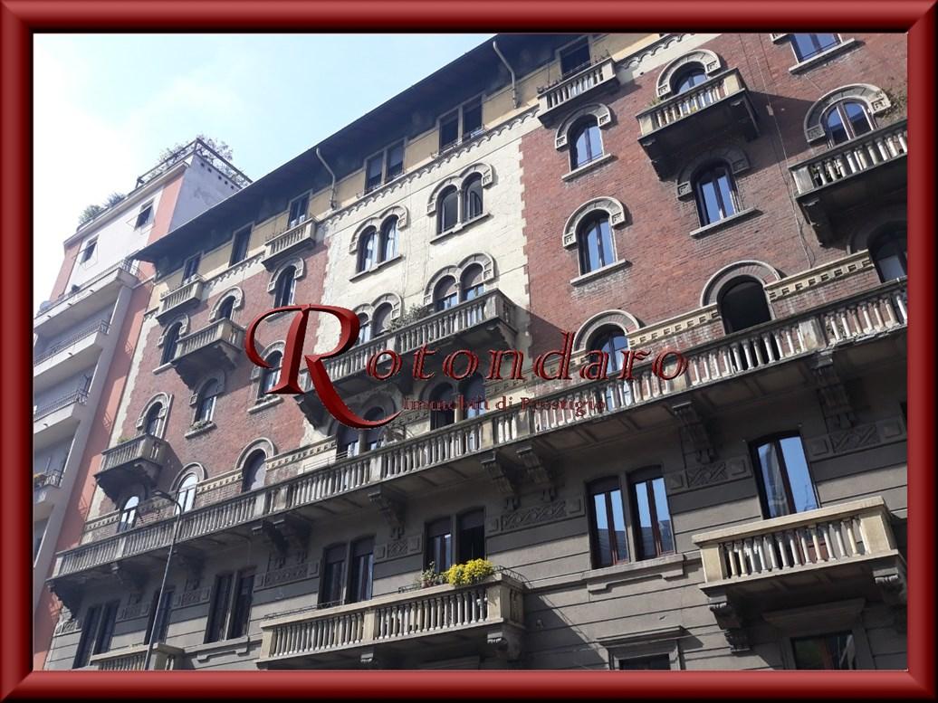 V Giornate, XXII Marzo, Porta Romana  Ufficio in Affitto