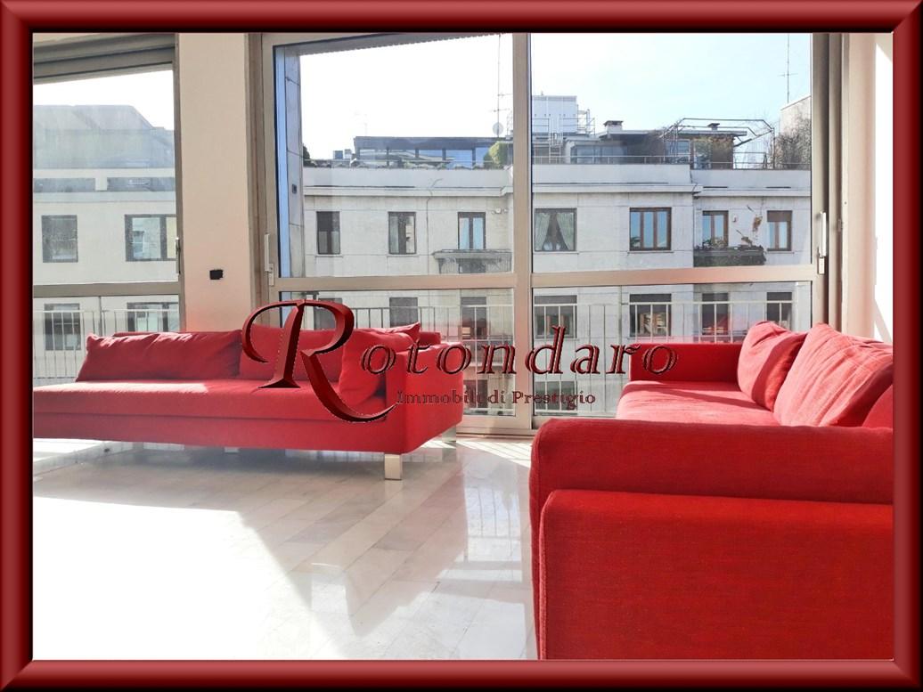 Appartamento in Affitto in Via Fatebenefratelli Milano