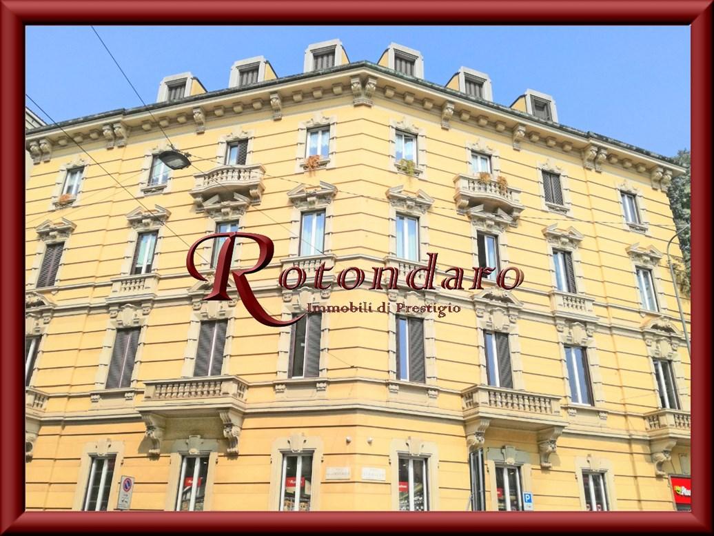 Ufficio in Affitto in Via Boccaccio 14 Milano