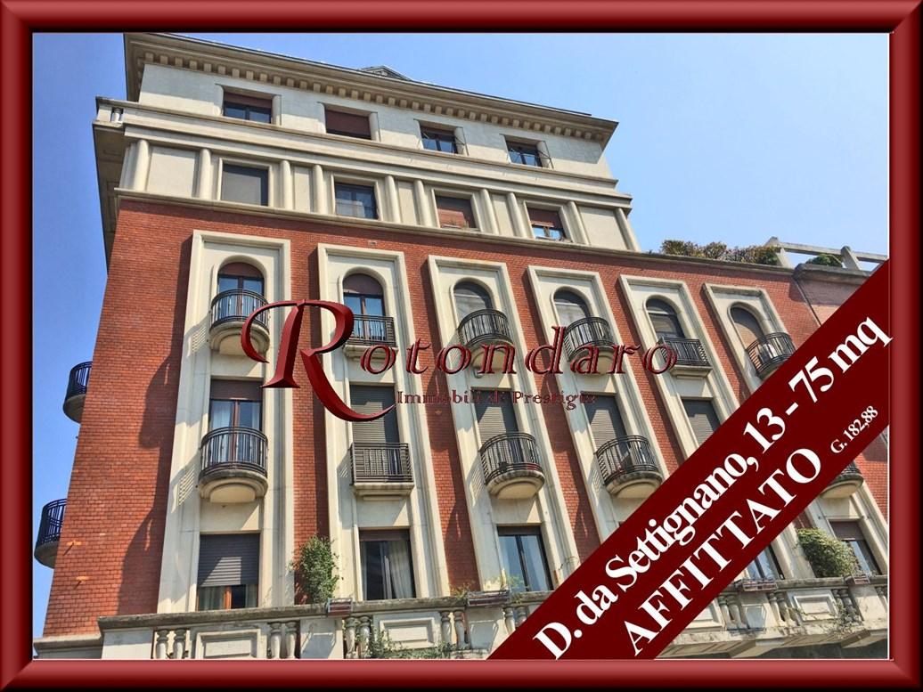 Appartamento in Affitto in Via Desiderio da Settignano Milano