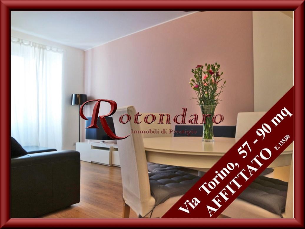 Appartamento in Affitto in Via Torino Milano