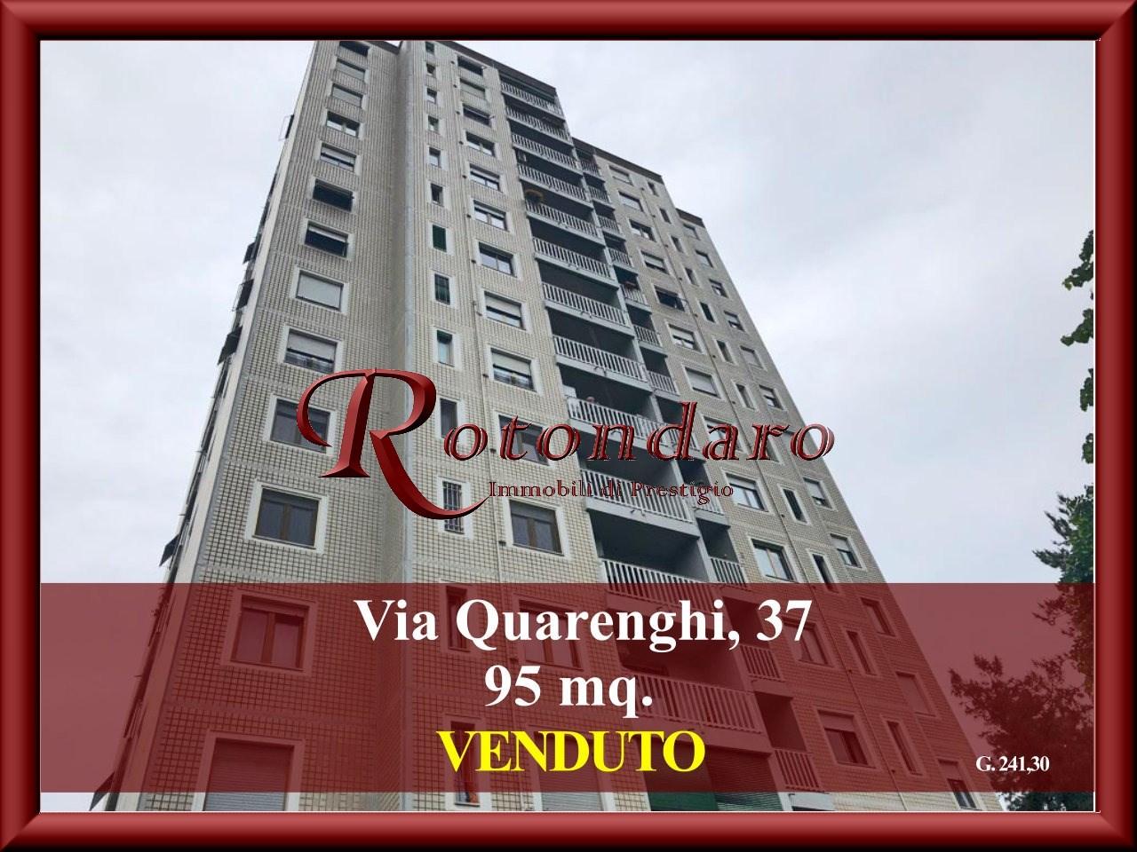 , Via Quarenghi, Milano