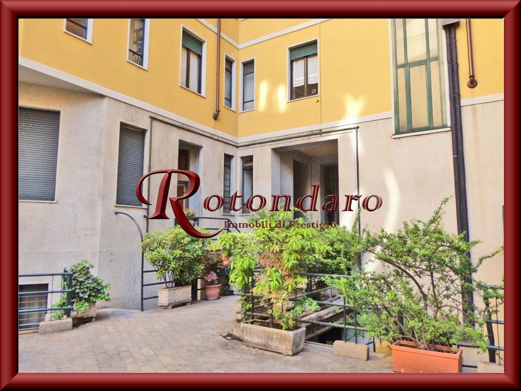 Ufficio in Affitto in Via Carducci Milano