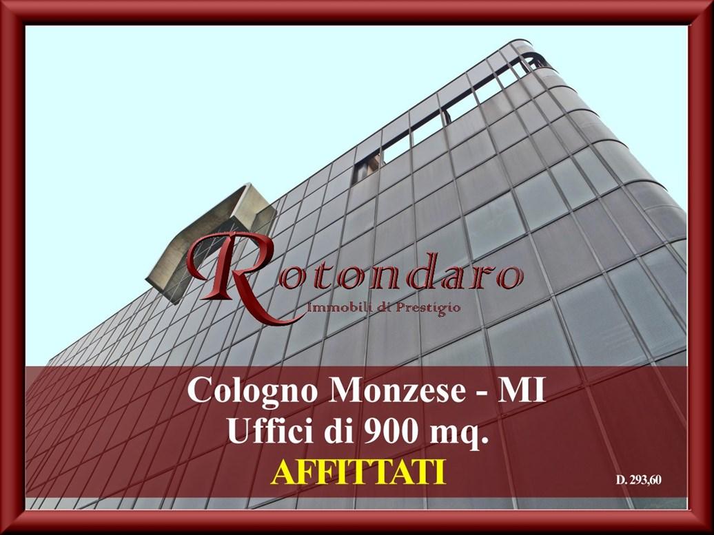 Ufficio in Affitto in Via Mozart Cologno Monzese
