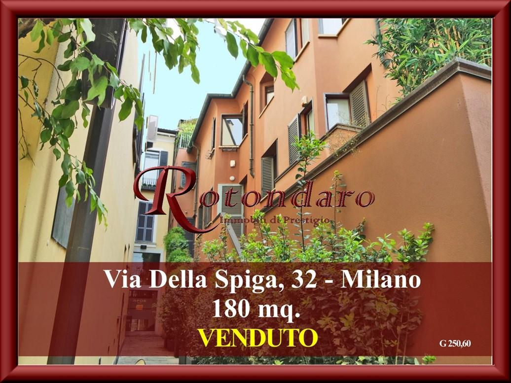 , Via della Spiga, Milano