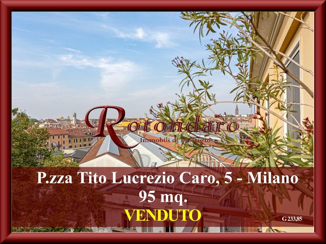 Bocconi, C.so Italia, Ticinese  Appartamento in Vendita